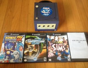 GameCube and games $40 for all
