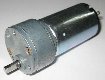 12v 150 Rpm Electric Dc Hobby Motor - Heavy Duty - 2040 G-cm 300 Mn-m Torque
