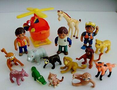 Nickelodeon Go Diego Go Animals & Figures Bundle