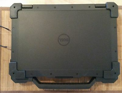 Dell Latitude 14 Rugged Extreme 7404 XFR i5-4300U 512GB SSD 8GB W7 TOUCH WTY