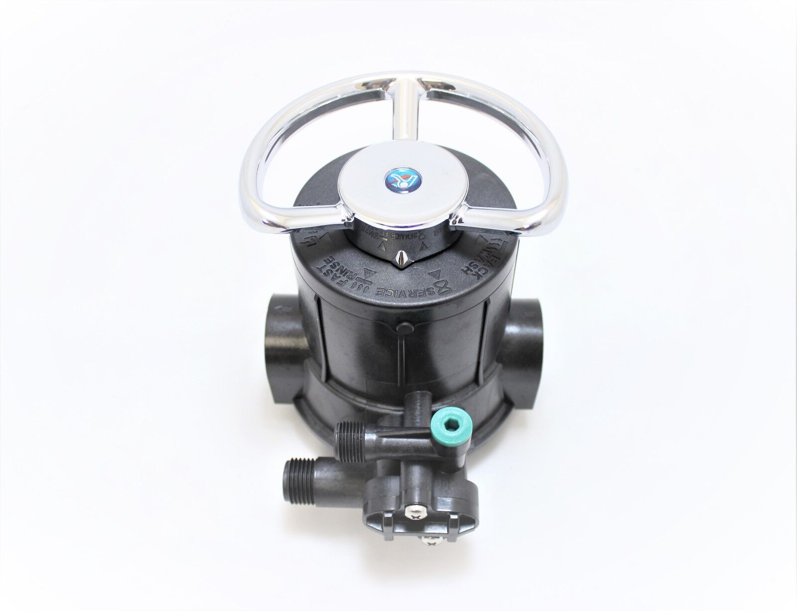 Water Filter Softener Manual Valve No Electricity For