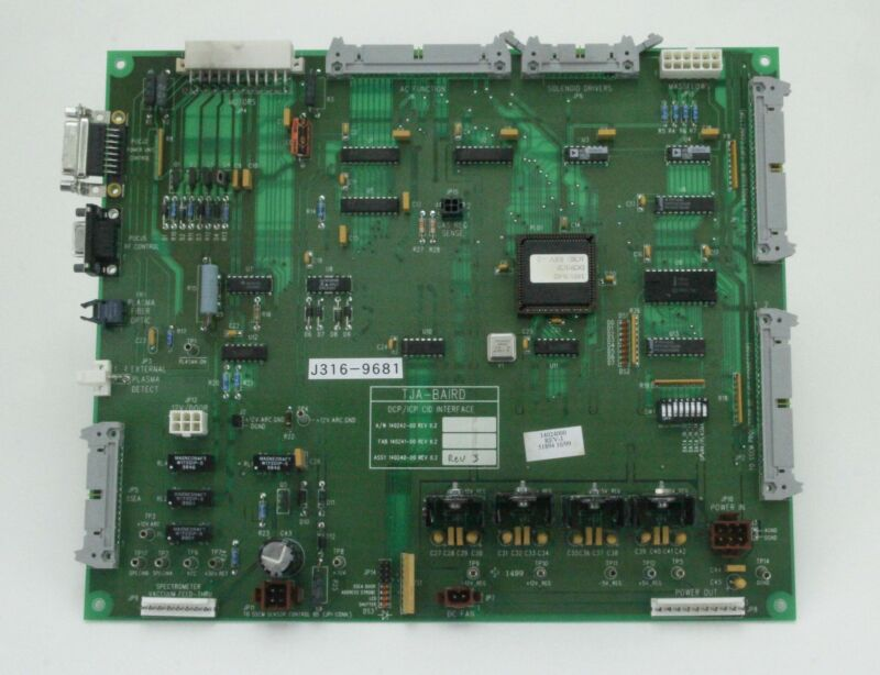 9681 THERMO SCIENTIFIC DCP/ICP CID INTERFACE, 14024000 140240-00