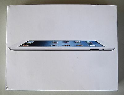 Apple iPad 3rd generation 32gb Wi-Fi White