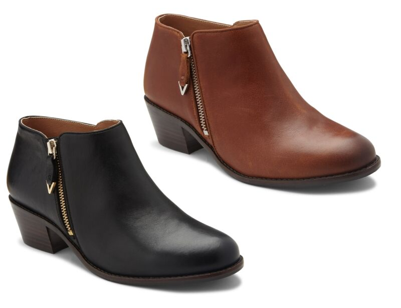 Vionic Womens Joy Jolene Ankle Boots