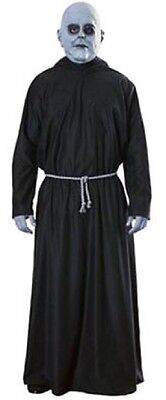 Mens Deluxe Uncle Fester Addams Family Halloween Film Fancy Dress Costume Outfit](Fester Addams Costume)