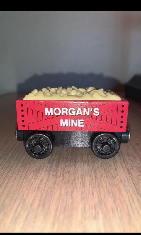 thomas wooden railway MORGAN MINE TOYS R US EXCLUSIVE