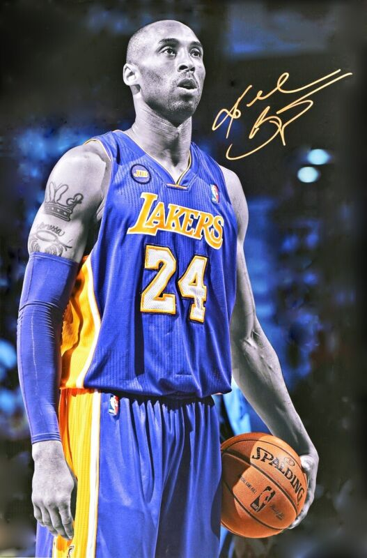 KOBE BRYANT LAKERS LEGEND POSTER, size 24x36