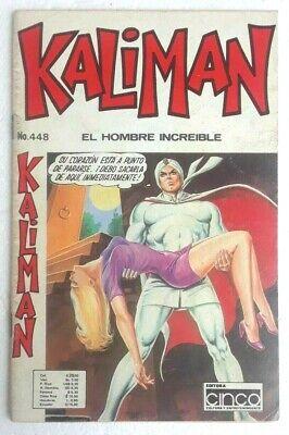 KALIMAN Comic # 448