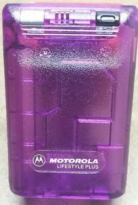 NEW Motorola Bravo + Plus Beeper - Prop Pager - That Actually Beeps - Gag Giftq