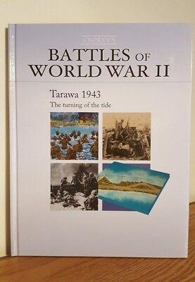 Pacific Betio Island Osprey's Battles of World War II  TARAWA 1943 - Unread