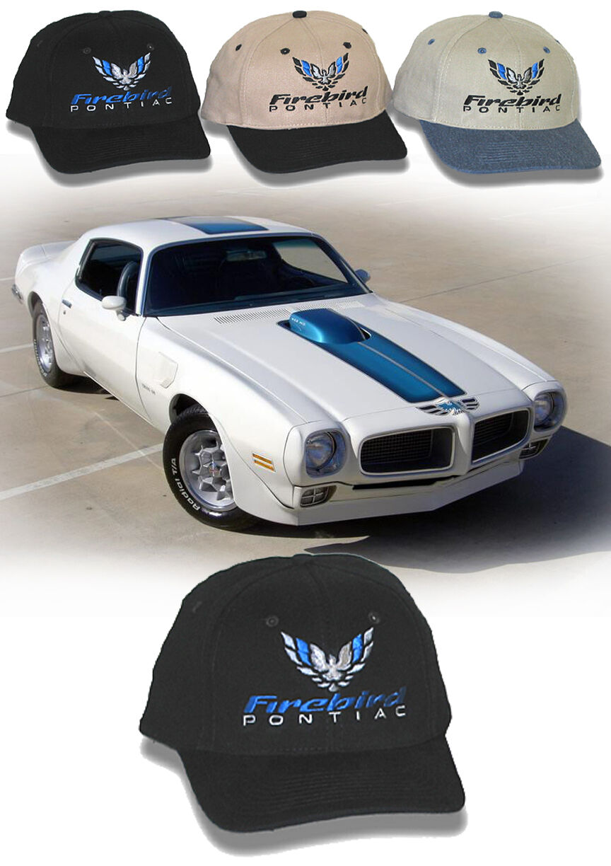 Pontiac Firebird Hat: Trans Am T/a Formula 350 400 455 H.o. Bandit