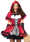 Leg Avenue Polyester Women's Little Red Riding Hood Costumes