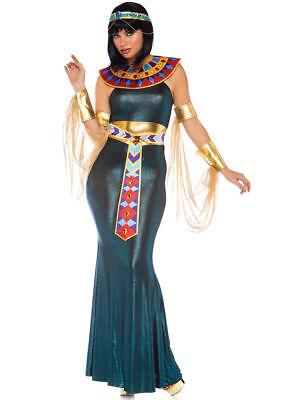 Leg Avenue Ägyptische Kleopatra Nil Göttin Erwachsene Damen Halloween - Nil Ägyptische Göttin Kostüm