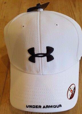- Under Armour Spring Trainer stretchfit cap White 8000077-100 Large