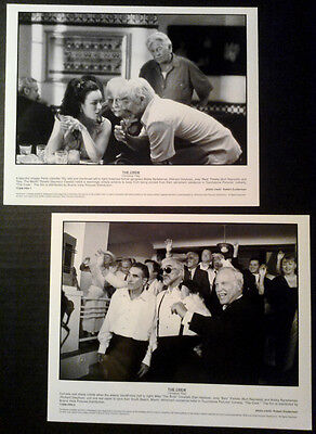 8x10 Photo Lot~ THE CREW ~2000 ~Burt Reynolds ~Richard Dreyfuss ~Jennifer Tilly