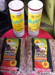 Pet Bird Items: shell grit, Pestene powder & free range seed Blackburn South Whitehorse Area Preview