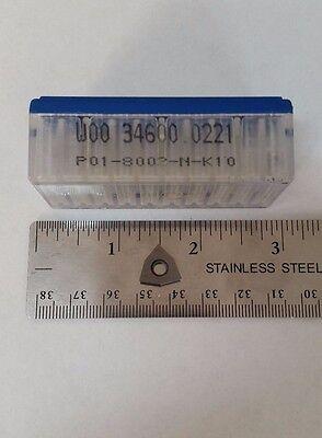 Komet Carbide Insert W00 34500.0221  Box Of 10