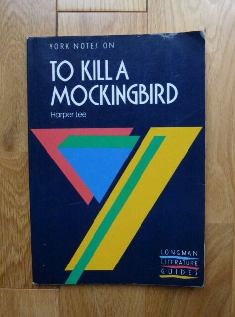 York Notes on Harper Lee's  To Kill a Mockingbird by R. Metcalf (Paperback,...