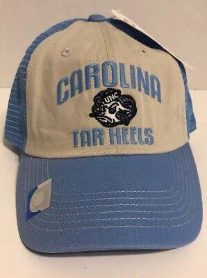 Carolina Tarheels Hat  Captivating Head Wear New With Tags, SnapBack