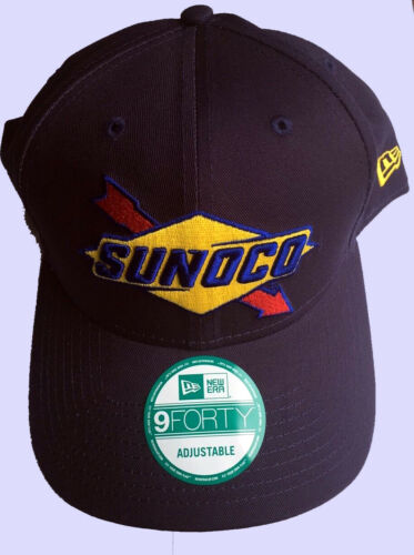 SUNOCO EMBROIDERED New Era 9FORTY Snap Back Hat NWT