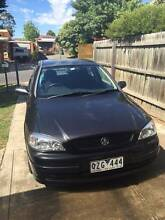 2001 Holden Astra Hatchback CD 1.8i Manual Sunbury Hume Area Preview