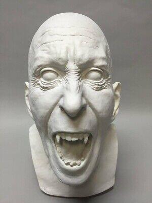 Christopher Lee Dracula Life Size Resin Bust Horror Hammer Halloween Vampire
