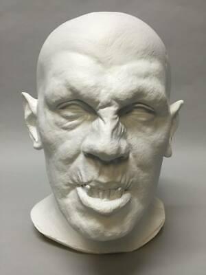 Werewolf of London Life Size Resin Bust Henry Hull Terror Horror Halloween Wolfm ()