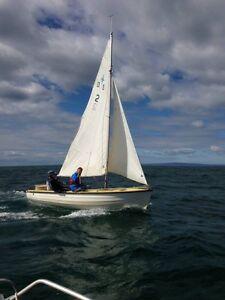 Botterill explorer 16 open dinghy Lara Outer Geelong Preview