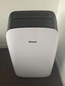 RINNAI 3.5KW PORTABLE AIR CONDITIONER WITH REMOTE Adelaide CBD Adelaide City Preview