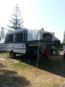 Jayco Hawk 1998 Campervan Charlestown Lake Macquarie Area Preview
