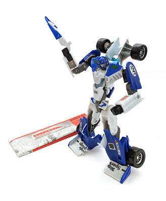 2007 Hasbro Transformers Classics Autobot Mirage Deluxe Class Figure