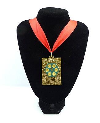#e4175 DDR Medaille IX. Winterspartakiade SKDA Oberhof 1983