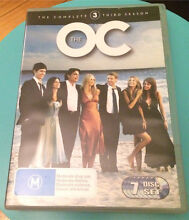 THE OC SEASON 3 DVD Tullamarine Hume Area Preview