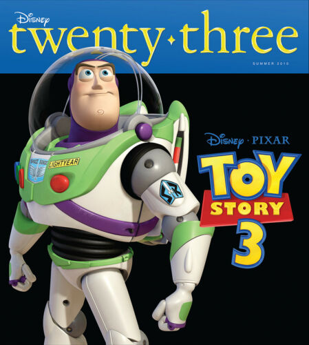 D23 Disney Twenty Three Magazine Summer 2010