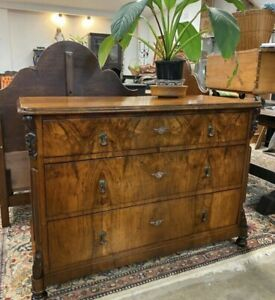 Beautiful Restored Antique Chest of Drawers