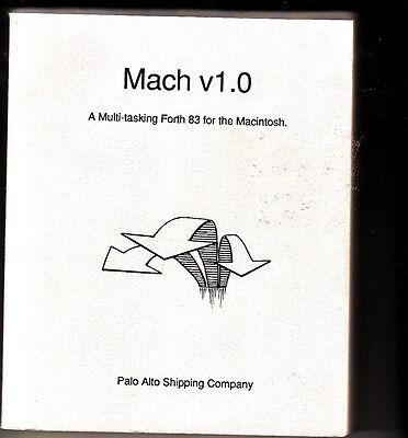 Руководство Mach v1.0 Palo Alto Shipping
