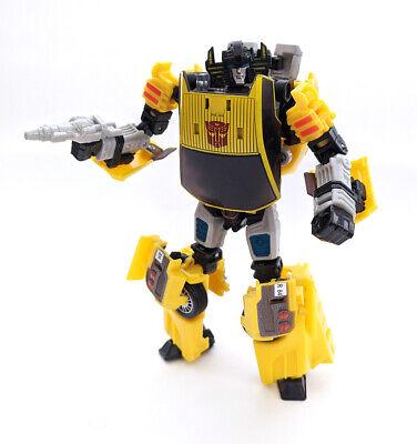 2008 Hasbro Transformers Universe Classics Autobot Sunstreaker Deluxe Figure