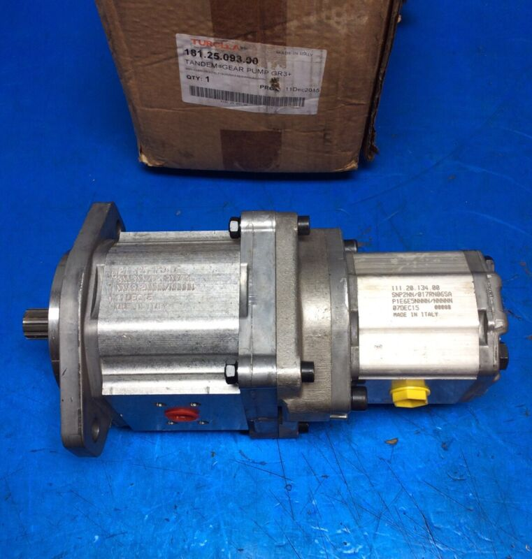 Turolla Tandem Gear Pump GR3+ 181.25.093.00
