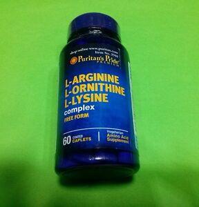 L-Arginina-L-Ornitina-L-Lysina-60-comprimidos-PURITAN-S-PRIDE