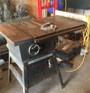 Rockwell/Beaver Table saw