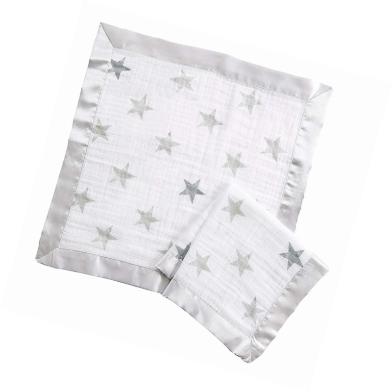 Receiving Blanket Unisex Tutti Frutti - Large Muslin Blankets for Newborns 4 Pack 120cm x 120cm Muslin Squares and Swaddle Blankets by CuddleBug -