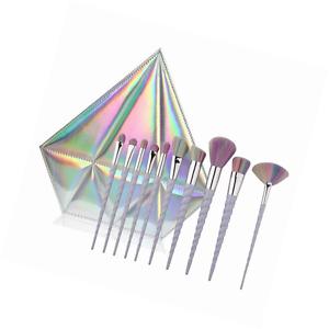 Unicorn-Handle-Shape-Rainbow-Make-up-Brush-Set-Makeup-Brushes