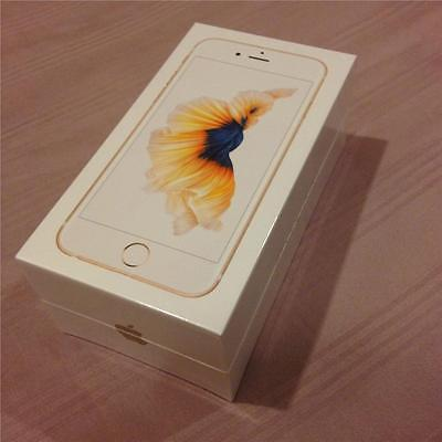 Apple iPhone 6S 16GB GOLD (UNLOCKED) MetroPCS / AT&T / VERIZON / T-Motorized *NEW*