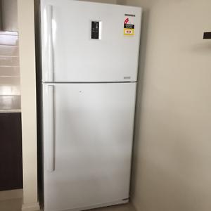 Samsung upright fridge/freezer Wyndham Vale Wyndham Area Preview