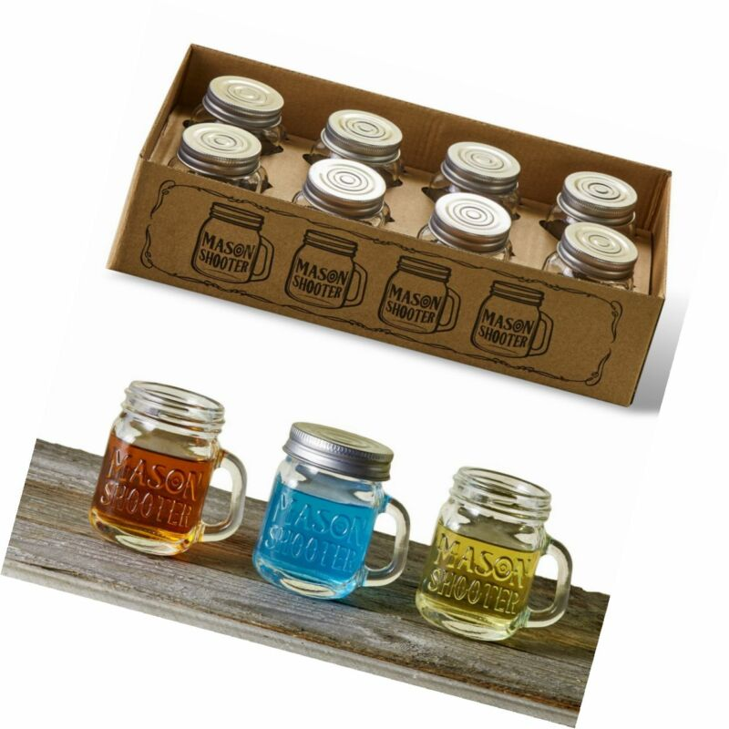 mini moonshine jars