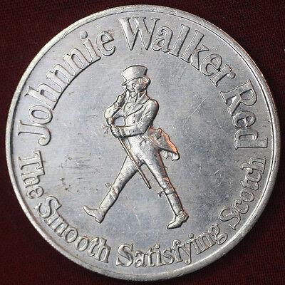 1973 Johnnie Walker Red Scotch Whiskey Baltimore Colts NFL Football Schedule