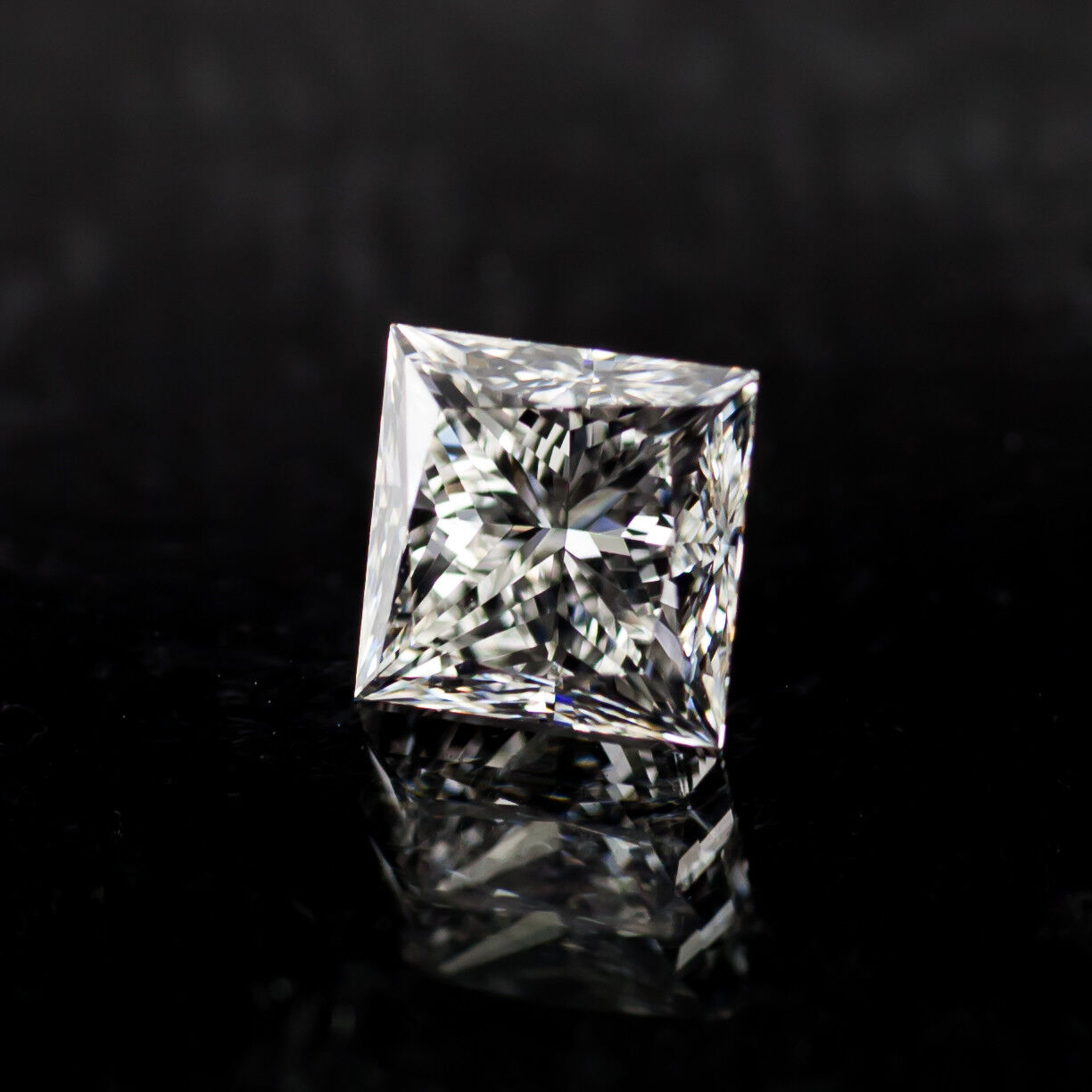 1.03 Carat Loose I / VS1 Princess Cut Diamond GIA Certified
