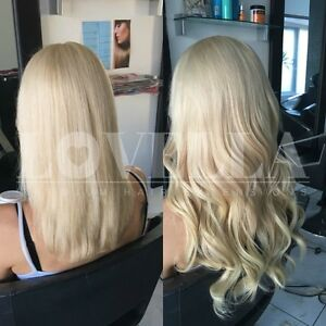 100% EUROPEAN REMY HUMAN HAIR EXTENSIONS Narre Warren Casey Area Preview
