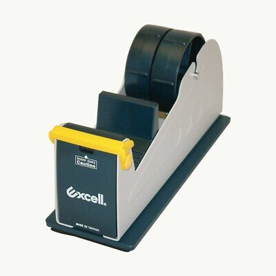 Excell Table Top Tape Dispenser Et-12270 For 2 Inch Wide Tape