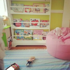 5 Steps to Create Your Child's Book Nook!